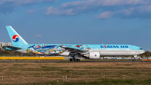 HL8274 - Korean Air Boeing 777-300ER aircraft