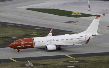 EI-FJK - Norwegian Air International Boeing 737-800