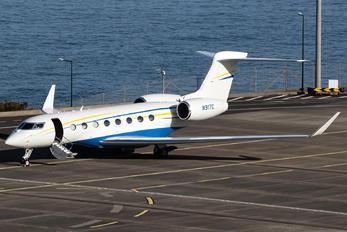N917C - Private Gulfstream Aerospace G650, G650ER