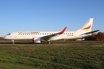 D-AJHW - German Airways Embraer ERJ-190 (190-100)