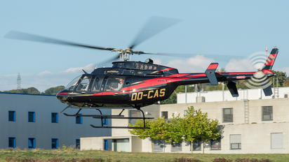 OO-CAS - Private Bell 407GXP