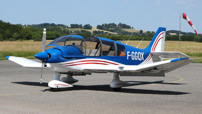 F-GGQX - Private Robin DR.400 series