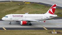 OK-NEN - Eurowings Airbus A319 aircraft