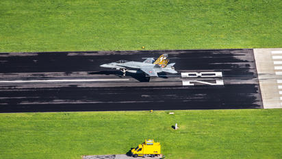 J-5011 - Switzerland - Air Force - Airport Overview - Runway, Taxiway