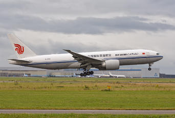 B-2092 - Air China Cargo Boeing 777F