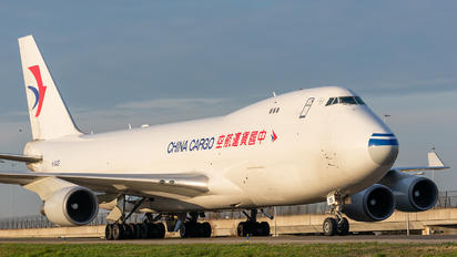 B-2425 - China Cargo Boeing 747-400F, ERF