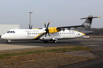 HZ-HGA - Nesma Airlines ATR 72 (all models)