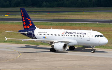 OO-SSD - Brussels Airlines Airbus A319
