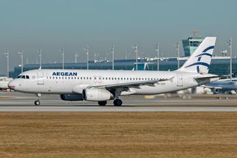 SX-DGV - Aegean Airlines Airbus A320