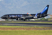 N36272 - United Airlines Boeing 737-800 aircraft