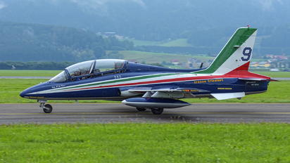 "MM55054 - Italy - Air Force ""Frecce Tricolori"" Aermacchi MB-339-A/PAN"