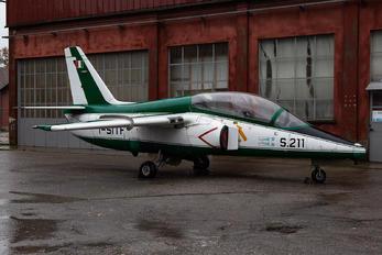 I-SITF - Private SIAI-Marchetti S-211