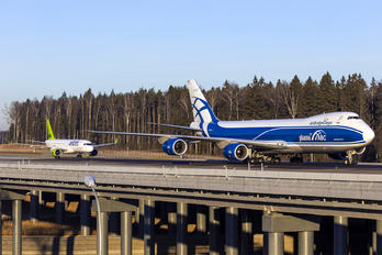 VP-BBP - Air Bridge Cargo Boeing 747-8F