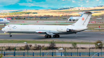 EW-450TR - Rada Airlines Ilyushin Il-62 (all models)