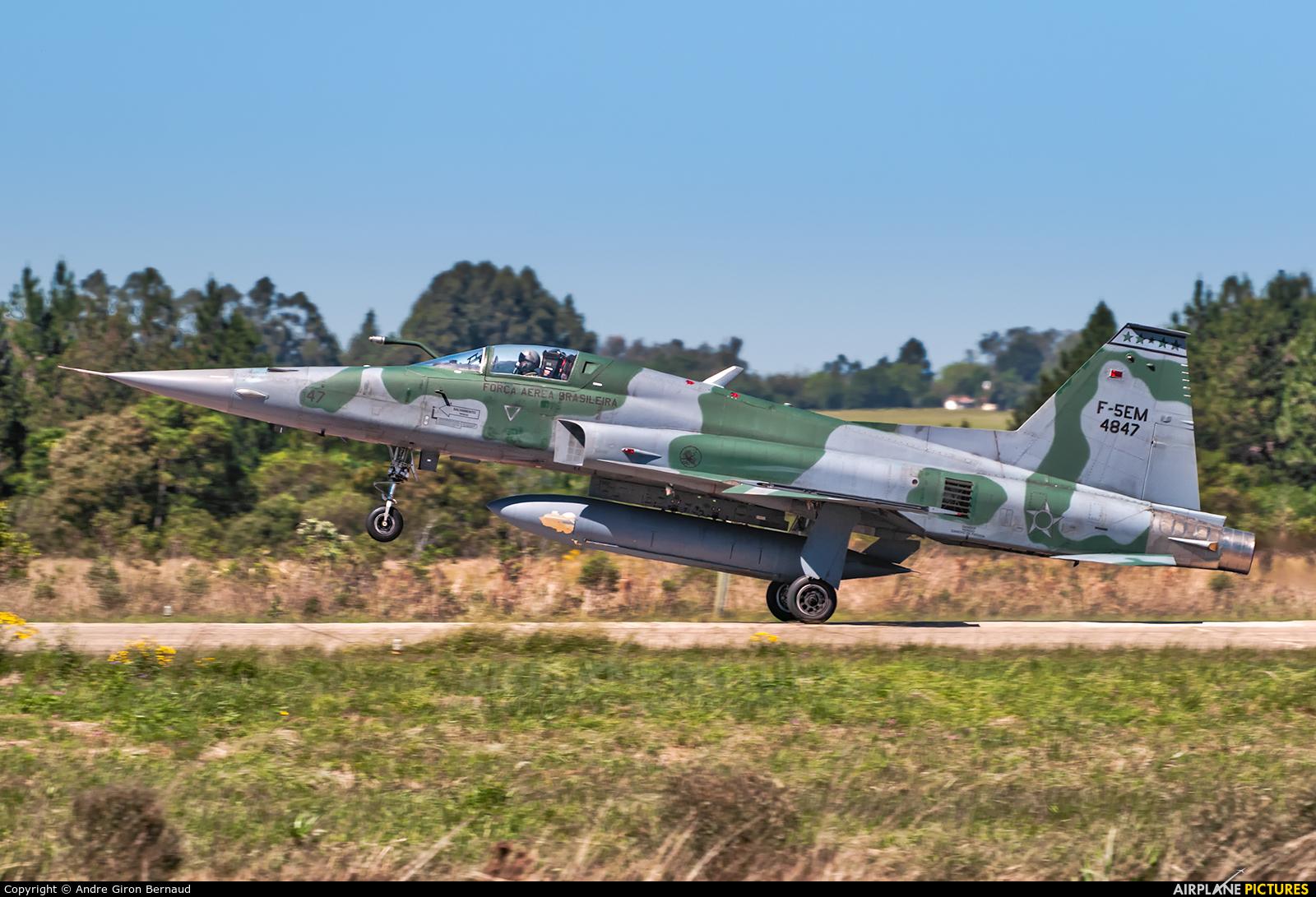 Brazil - Air Force 4847 aircraft at Santa Maria
