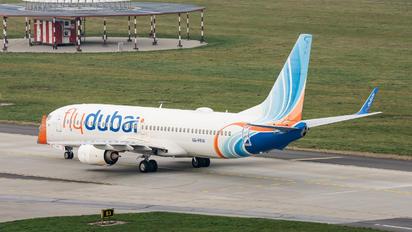 A6-FEW - flyDubai Boeing 737-800
