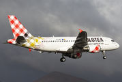 EC-MUY - Volotea Airlines Airbus A319 aircraft