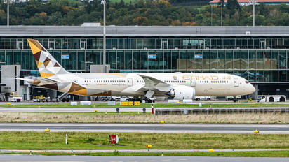 A6-BNC - Etihad Airways Boeing 787-9 Dreamliner