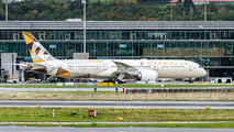 A6-BNC - Etihad Airways Boeing 787-9 Dreamliner aircraft
