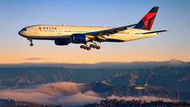 N707DN - Delta Air Lines Boeing 777-200LR aircraft
