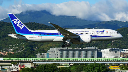 JA808A - ANA - All Nippon Airways Boeing 787-8 Dreamliner