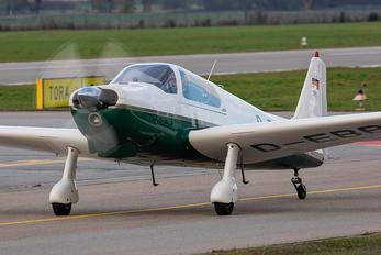 D-EBBO - Private Bolkow Bo.207