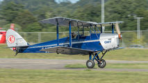 HB-UPE - Private de Havilland DH. 60 Moth aircraft