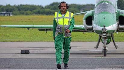 - - Saudi Arabia - Air Force: Saudi Hawks - Airport Overview - Military Personnel