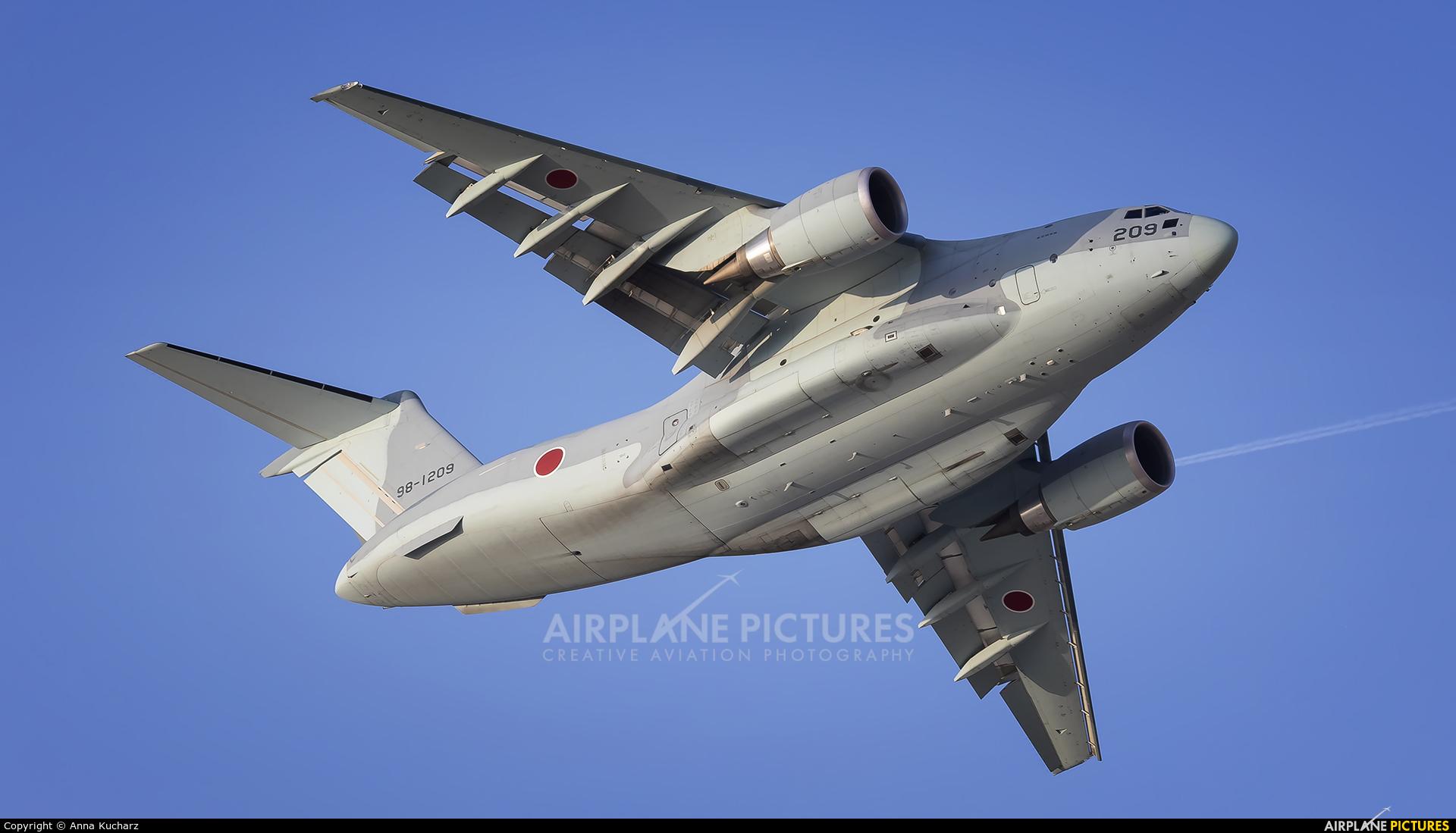 Japan - Air Self Defence Force 98-1209 aircraft at Jebel Ali Al Maktoum Intl