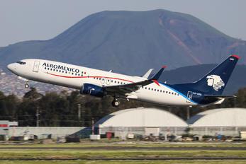 XA-ADU - Aeromexico Boeing 737-800