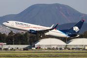 XA-ADU - Aeromexico Boeing 737-800 aircraft
