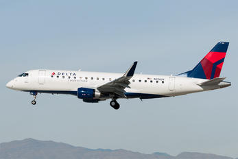 N256SY - Delta Connection - SkyWest Airlines Embraer ERJ-175 (170-200)
