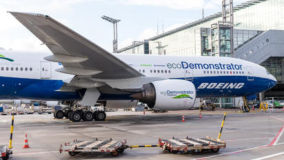 N772ET - Boeing Company Boeing 777-200