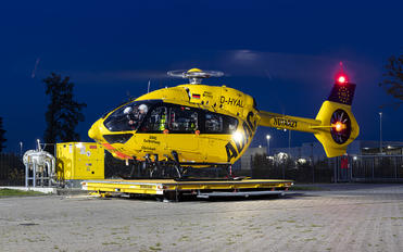 D-HYAL - ADAC Luftrettung Airbus Helicopters H145