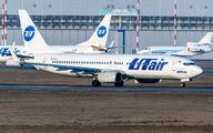 VQ-BJJ - UTair Boeing 737-800 aircraft