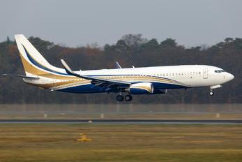 N737GG - Mid East Jet Boeing 737-8K2