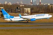 VP-BPJ - Pobeda Boeing 737-800 aircraft
