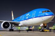 PH-BQH - KLM Asia Boeing 777-200ER aircraft