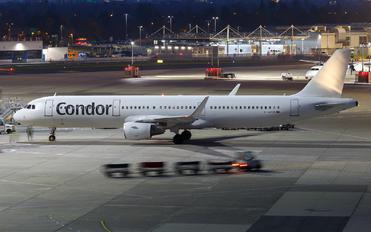 D-ATCF - Condor Airbus A321