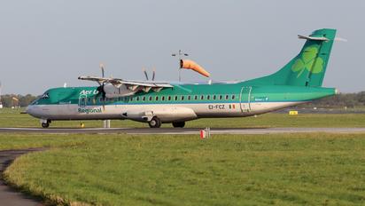 EI-FCZ - Aer Lingus Regional ATR 72 (all models)