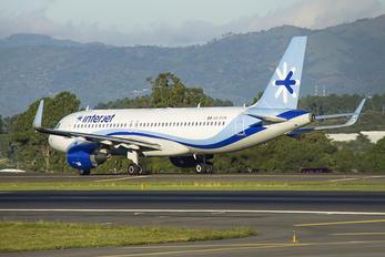 XA-FUN - Interjet Airbus A320