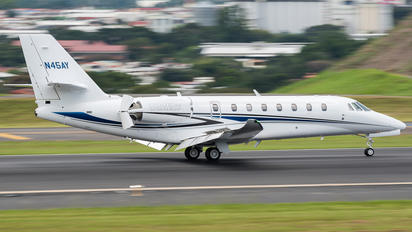 N45AY - Private Cessna 680 Sovereign