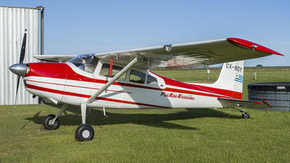 CX-BDY - Private Cessna 180 Skywagon (all models)