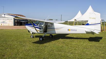 CX-AYE - Private Cessna 182 Skylane (all models except RG)