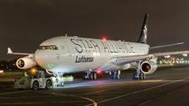 D-AIGV - Lufthansa Airbus A340-300 aircraft