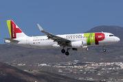 CS-TNR - TAP Portugal Airbus A320 aircraft
