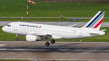 F-GRXE - Air France Airbus A319 aircraft