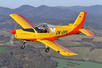 OK-OPL - Private Zlín Aircraft Z-142
