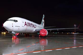 EI-GGK - Air Italy Boeing 737-8 MAX