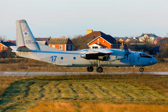17 - Russia - Navy Antonov An-26 (all models)